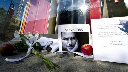 La muerte de Steve Jobs