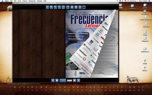 Revistas Digitales a Revistas Digitales