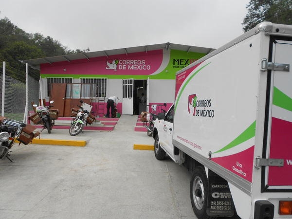 Como rastrear guias en correos de mexico y sepomex for Oficinas de youtube mexico