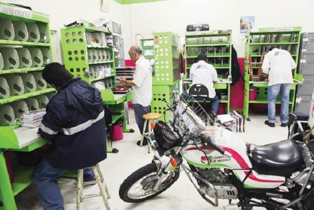 Como rastrear guias en correos de mexico y sepomex for La oficina caracteristicas