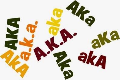Que significa AKA o que es AKA