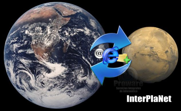 Internet Interplanetario