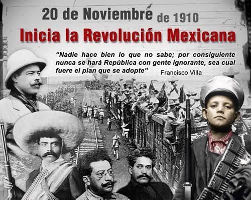 Qué se celebra el 20 de noviembre en México