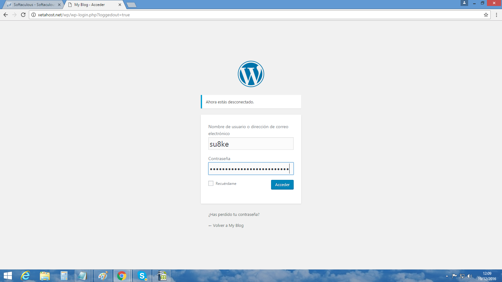 activar temas o templates para tu sitio en WordPress.