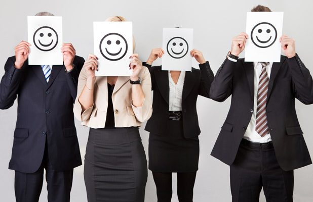 actitud positiva en el trabajo